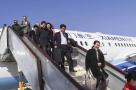 住闽全国政协委员抵京 出席全国政协十三届一次会议