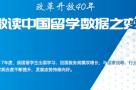 改革开放40年 数读中国留学数据之变