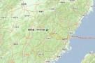 """""""玛莉亚""""16时中心位于顺昌 已减弱至热带风暴级别"""
