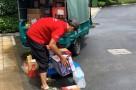 台风季到 福州人三天时间从天猫超市买了18万瓶水