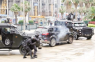 多部门联动保障盛会 警方举行第十一届海峡论坛应急处突演练