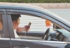 """泉州抓拍""""开车接打手机"""" 9天800多名驾驶员受罚"""