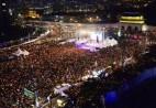 韩国民众再次大集会 要求朴槿惠立即辞职