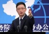 """国台办回应新党主席访问大陆:赞赏新党反""""台独"""""""