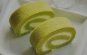 抹茶蛋糕卷的制作方法