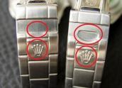 6大步骤教你识别手表真假