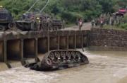 台湾坦克翻车 指挥官称系意外