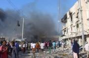 索马里首都汽车炸弹袭击死亡人数升至276人