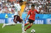 补时惊魂 墨西哥2-1险胜韩国