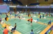 福建省运会首次增加这项比赛,共十个项目