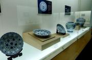数十件民间收藏珍贵元青花在台北展出