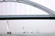 第七届海峡杯帆船赛昨起航
