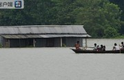尼泊尔持续暴雨致多条河流决堤 洪灾已致至少67人死亡30余人失踪
