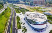 闽清县国省干线横五线、联一线段正式通车