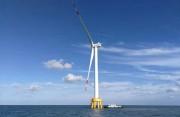 我国科研人员研发风轮直径超200米海上风电机组