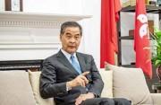 辱国旗案被轻判 梁振英再促香港律政司上诉