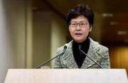 香港特首:非常希望和平解决理大校园事件