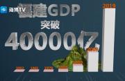 权威发布!福建地区生产总值突破4万亿元