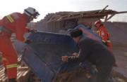新疆伽师6.4级地震造成1人死亡 危险地带民众已转移