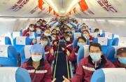 福建首批對口支援醫療隊抵達宜昌!