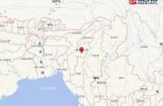 印度发生5.1级地震 震源深度60千米