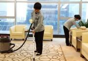 """福州保洁市场进入""""春节""""模式 保洁员时薪涨2倍"""