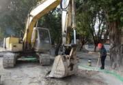 榕西洪路工业路至金牛山段预计5月前全线完工