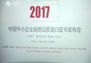 2017年度消费产品质量检验大数据发布!