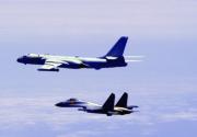 无视!台媒称大陆战机19日再绕台 不甩台军两小时45次喊话