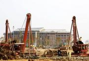晋江世中运体育场馆建设2020年3月完工