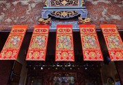 台湾写真:农历七月探访屏东东隆宫