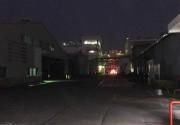 高雄林园区停电3万余户受影响 氨气外泄居民不敢出门