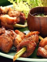 香茅火辣鸡