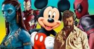 21世纪福克斯被收购 阿凡达金刚狼死侍改姓迪士尼