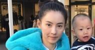 网友偶遇素颜的张柏芝,状态大好依旧女神