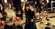 王力宏宋茜相聚《古剑奇谭》 将于今年10月1日上映