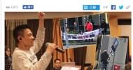 刘德华公司被曝欺骗投资者 多名男子现身街头抗议