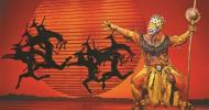 音乐剧《狮子王》明年来华连演200场