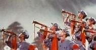 大型音乐史诗《东方红》即将巡演献礼建党百年