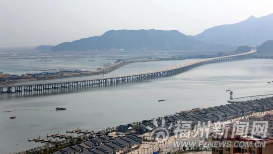 沈海高速公路复线罗源段全线贯通 9月份实现通车