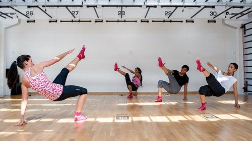 在温暖的室内运动更减肥