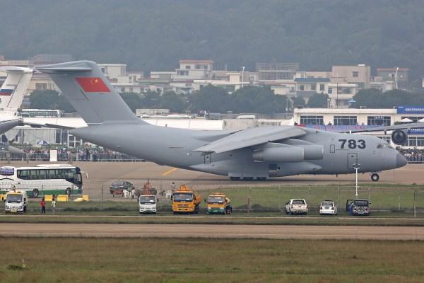 海拉尔东山机场也是多种国产军