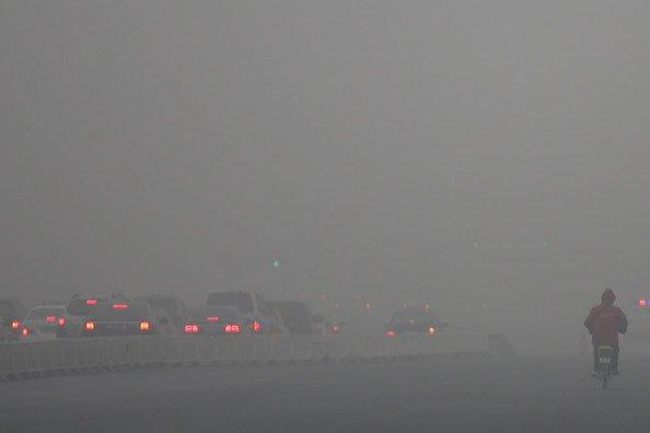 长期暴露在空气污染环境下可能造成脑损伤