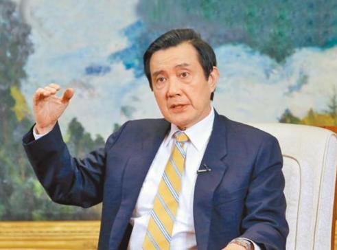 马英九谈亚投行:台湾现在不举手,未来无发言机会