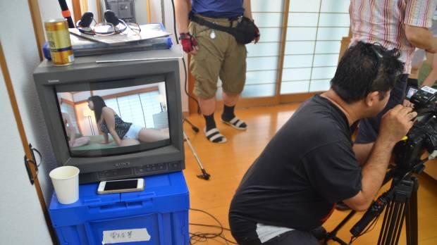 女导演走进日本AV行业