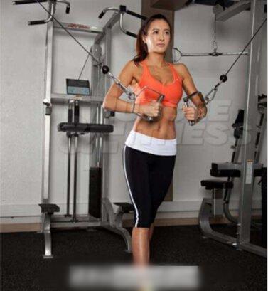 女生健身计划表!完美变身就在这里!_专题文稿