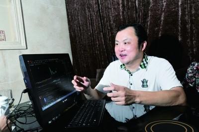 """湖南""""股神"""":一只股票持19年获利上亿"""