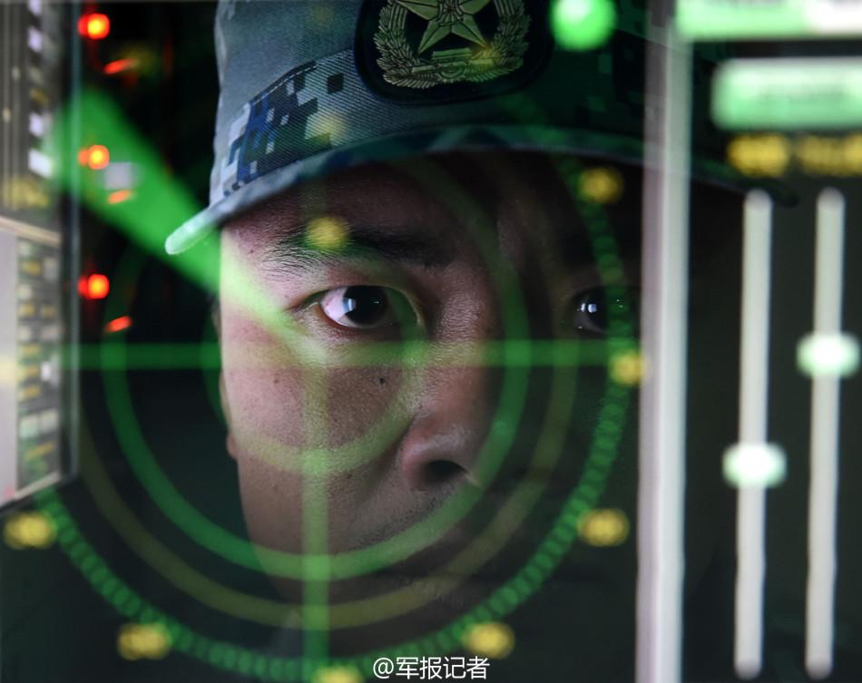 """解放军""""电磁利剑""""部队曝光"""