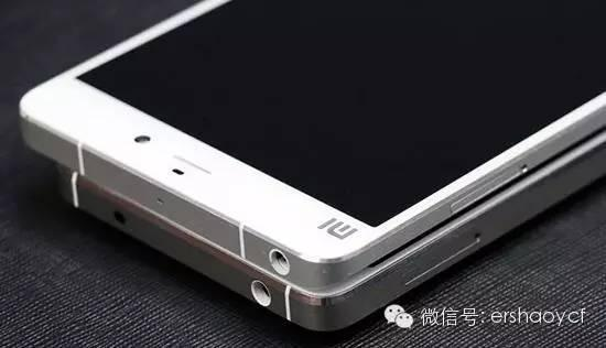 小米5/5Plus曝光:采用三星S6 Edge双曲面屏设计