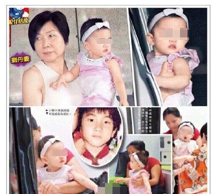 杨幂1岁女儿会说多种语言 小糯米私照酷似刘恺威